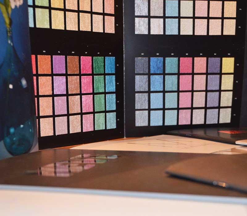 Farbauswahl für Ihre individuellen Lackier- und Malerarbeiten vom Maler aus Herrenberg