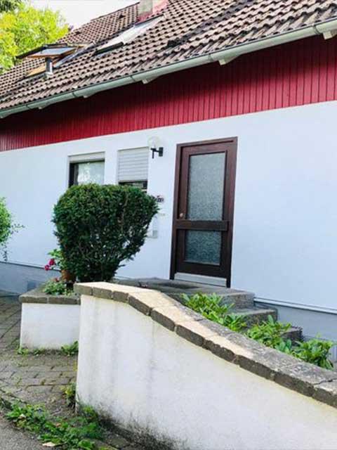 Fassaden streichen lassen vom Maler Kundenprojekte 2019 Malermeister Kessler in Oberjesingen