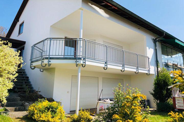 Fassadenrenovierung 2019 in Aidlingen - Auszüge Arbeiten von Malermeister Kessler aus Herrenberg
