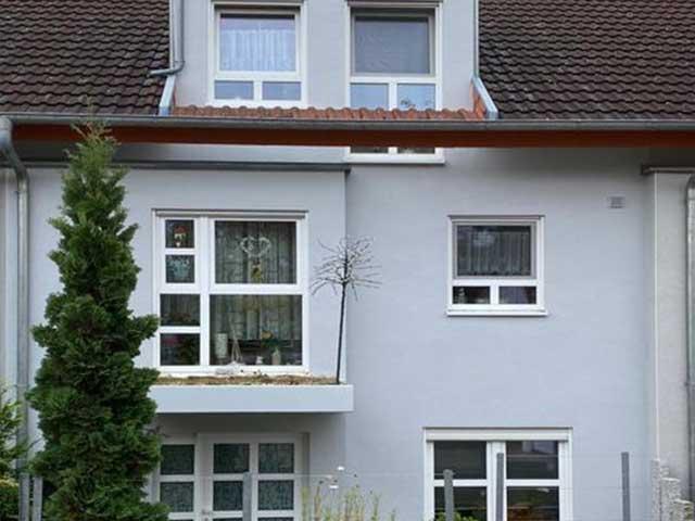 Hausfassade Renovierung in Nebringen Kundenprojekte 2020 Malermeister Kessler
