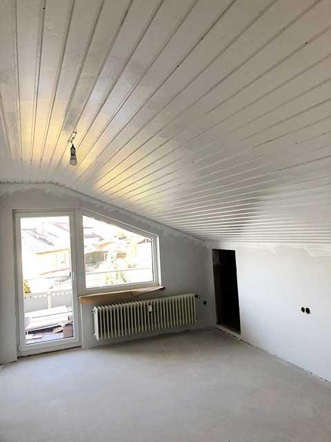 Maler- und Lackierarbeiten mit Bodenverlegung in Wildberg 2020 Malerarbeiten Malermeister Kessler
