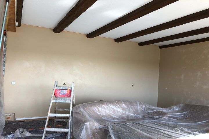 Malerarbeiten in Öschelbronn 2019 neue Wände vom Malerbetrieb Kessler