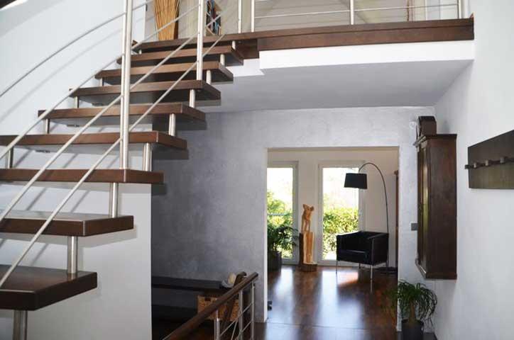 Malerarbeiten von Malermeister Kessler hier Gestaltung von Wänden und Oberflächen
