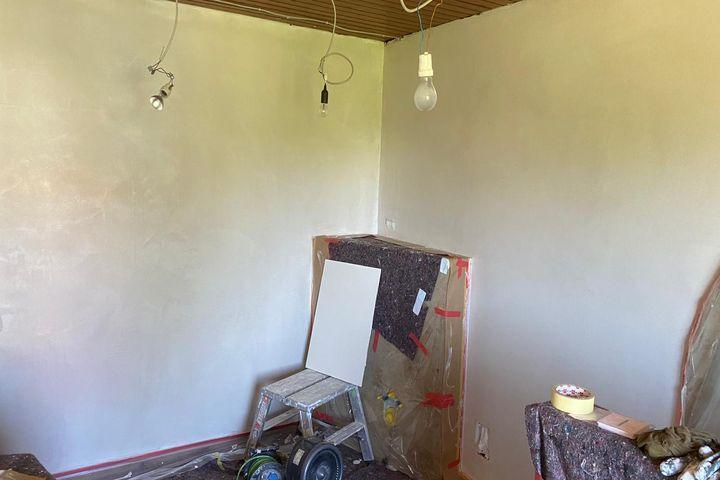Malerbetrieb Kessler gestaltet ein Bad in Öschelbronn neu