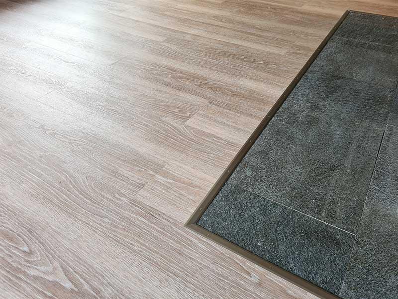 Neuer Designboden und Bodenverlegung von Malermeister-Kessler