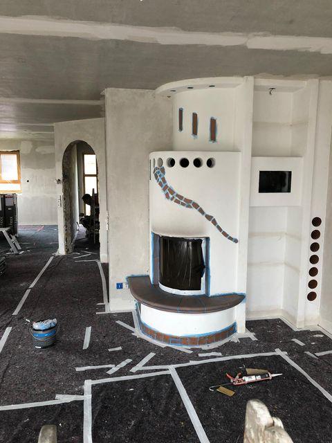 Raumausstattung vom Maler Kundenprojekte 2020 Malermeister Kessler in Kayh