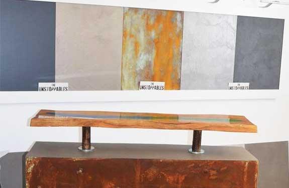 Showroom mit Materialverkauf von Malermeister Kessler aus Herrenberg
