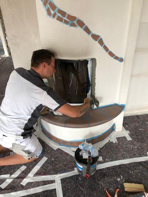 Spachtel- und Malerarbeiten in Kayh vom Malerbetrieb Kessler aus Herrenberg