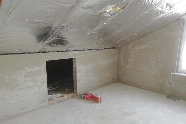 Untergrundvorbereitung in Altdorf 2019